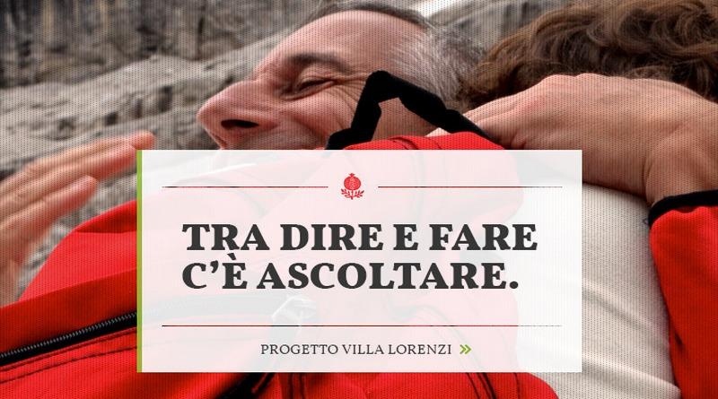 Progetto Villa Lorenzi