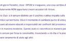 Messaggio del Presidente Andrea Sismondi