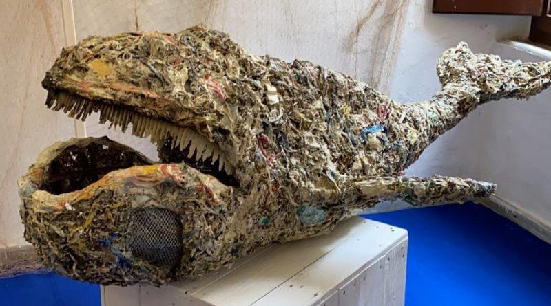 Trash Art – I Lions per il Mare